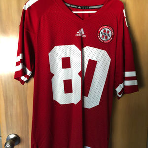University of Nebraska Cornhuskers Football Jersey